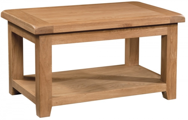 Suffolk Oak coffee table