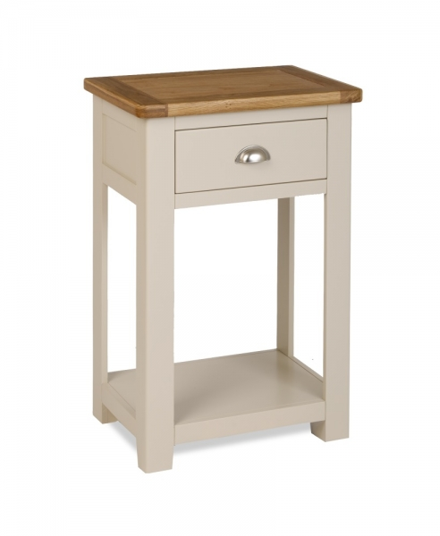 Northport Stone Small Console Table