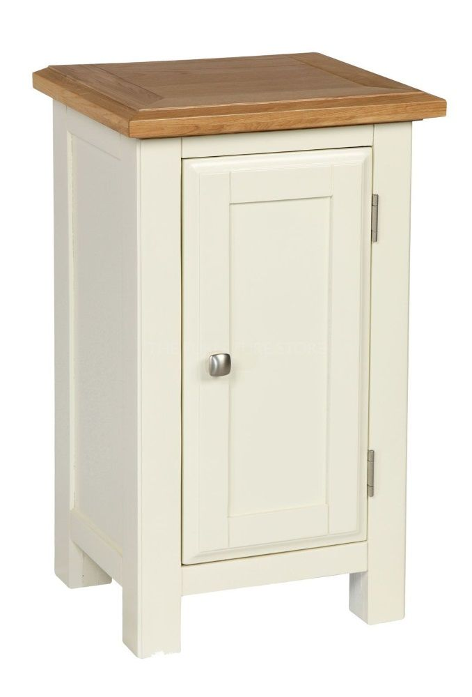 Cotswold Painted One Door Cabinet
