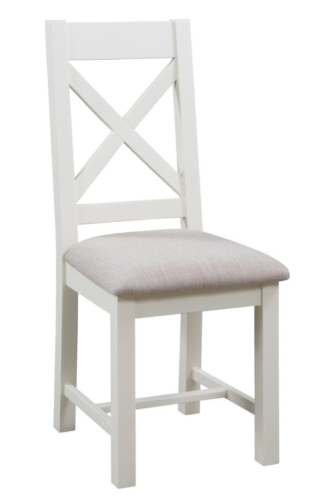 Dorset Painted Cross Back Dining Chair
