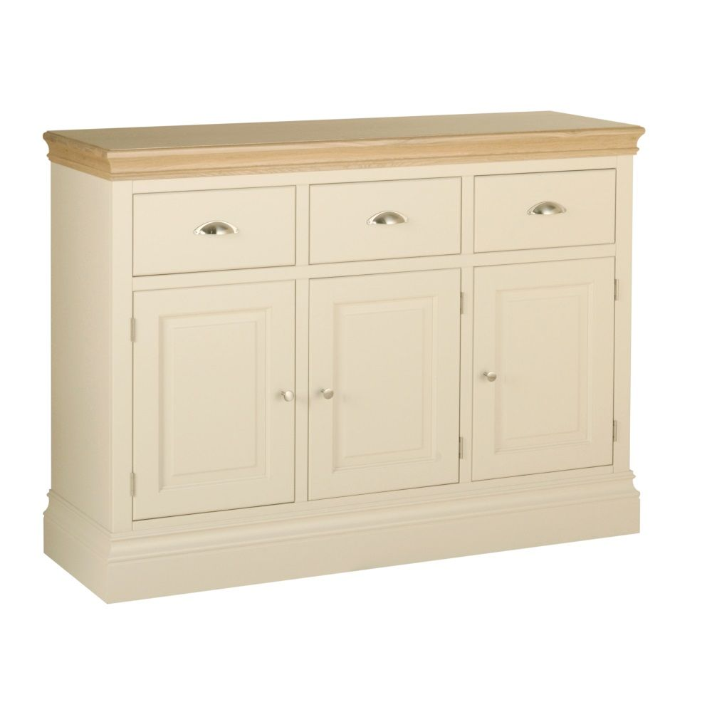 Lundy 3 Drawer Sideboard