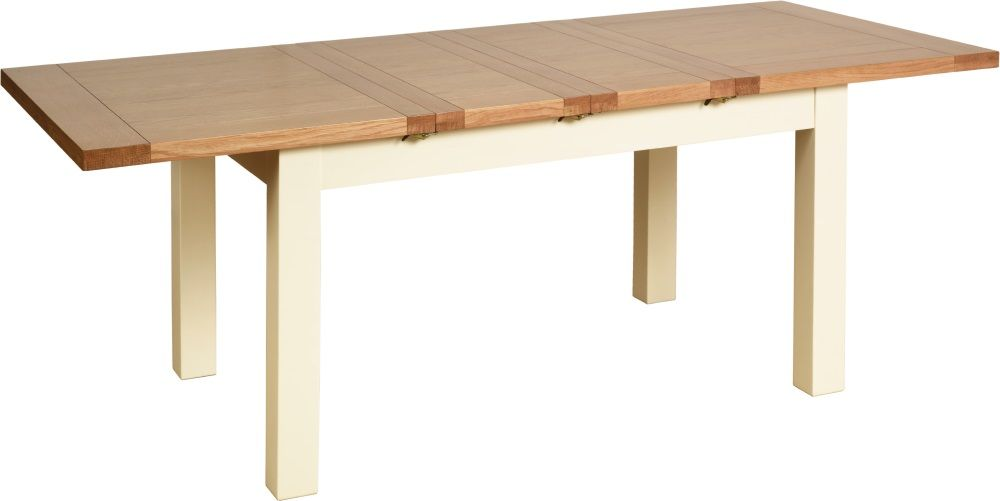 Lundy Dining Table with 2 Extensions