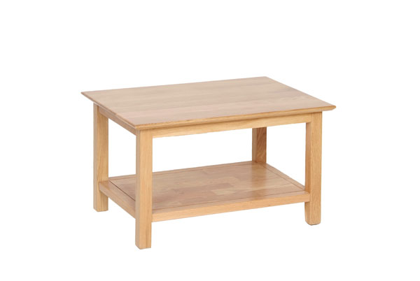 New Oak medium coffee table