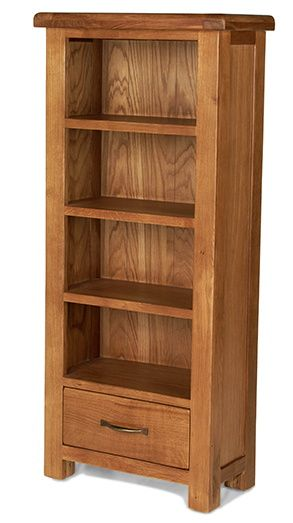 Windsor Oak CD / DVD Storage Cabinet