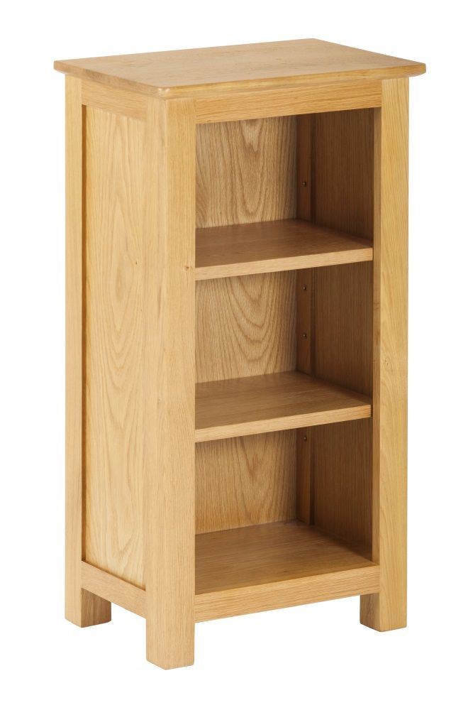 York Oak Mini Bookcase