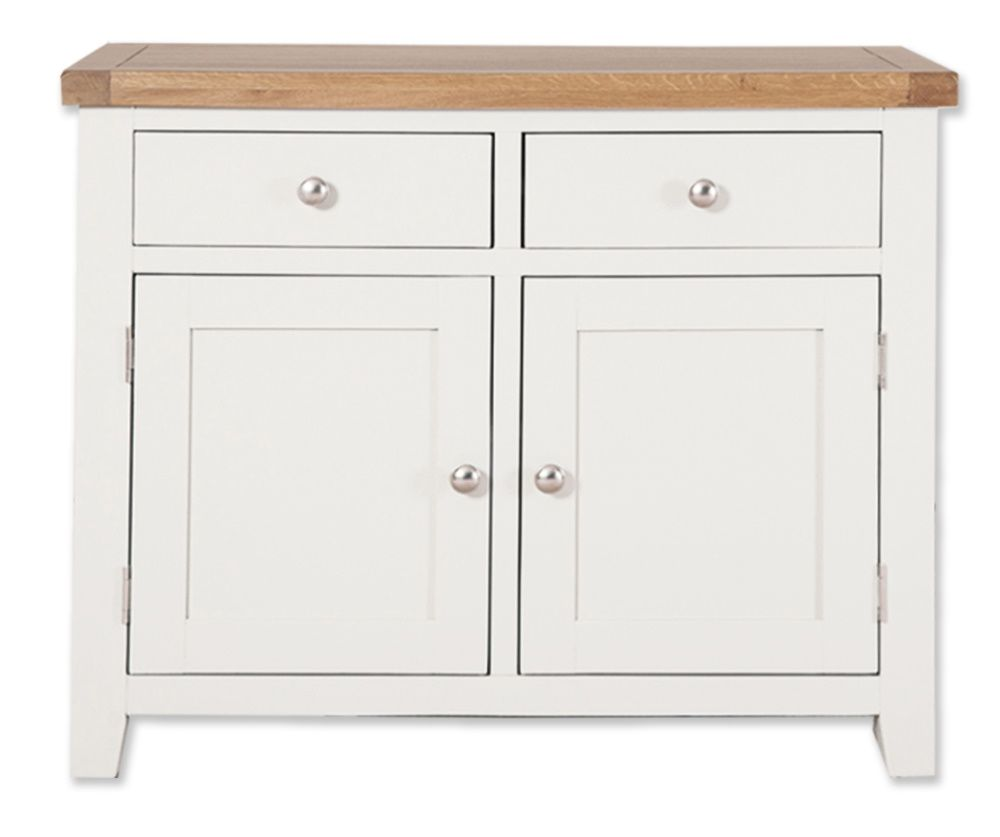 Cornwall Painted 2 Door 2 Drawer Sideboard