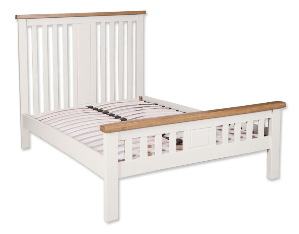 Cornwall Painted King Size Bed