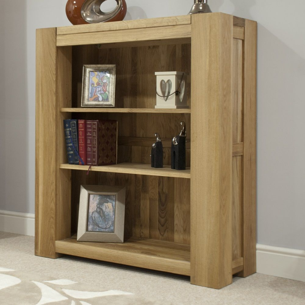 Mode Oak Small Bookcase