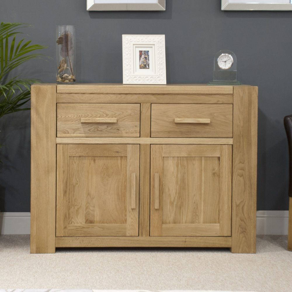 Mode Oak Medium Sideboard