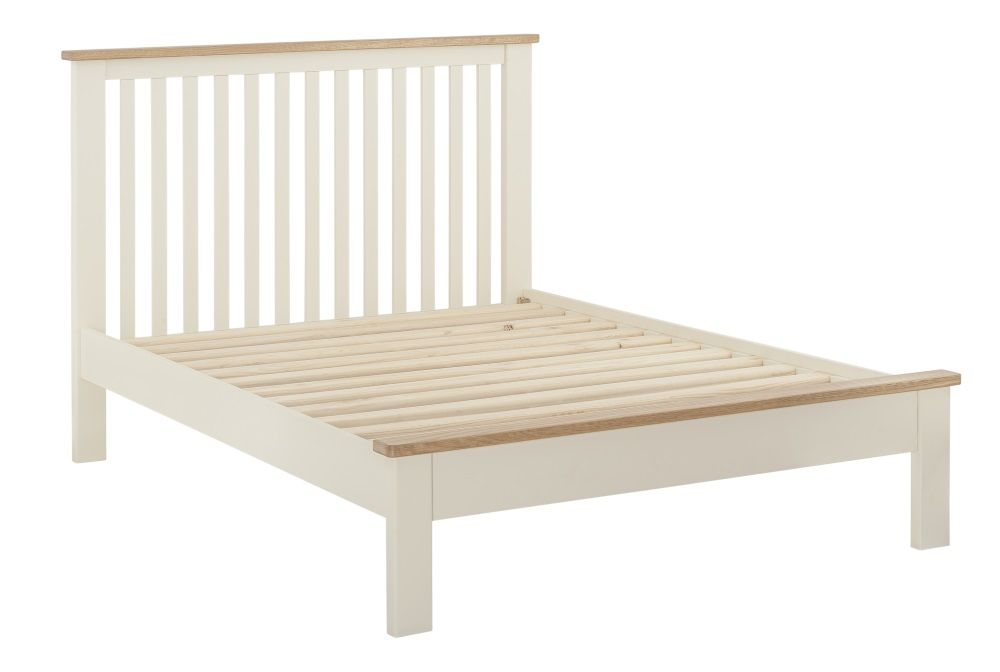 Northport Cream Double Bed