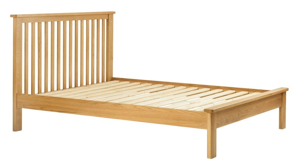 Northport Oak Double Bed