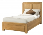 Avon Oak Single Bed