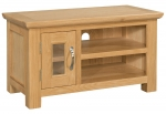Siena Oak Small TV Unit