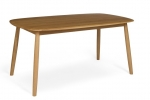 Malmo Oak Dining Table