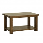 Rustic Oak Large Coffee Table