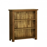 Rustic Oak 3  Bookcase