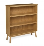 Malmo Oak Bookcase