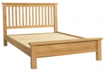 Siena Oak King Size Bed