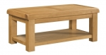 Clovelly Oak Coffee Table