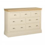 Lundy 3 over 4 Chest of Drawers