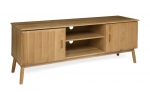 Malmo Oak Large TV Cabinet