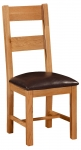 Suffolk Oak dining chair