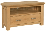 Siena Oak Corner TV Unit
