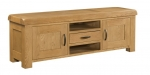 Clovelly Oak Extra Large TV Unit