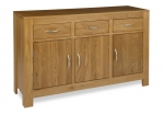 Milano 3 Door 3 Drawer Sideboard