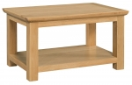 Siena Oak Coffee Table