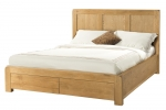 Avon Oak Double Bed