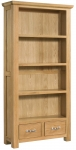 Siena Large Bookcase with Drawers