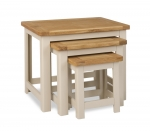 Northport Stone Nest of Tables