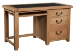Suffolk Oak office desk