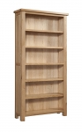 Dorset Oak 6  Bookcase
