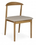 Malmo Oak Side Chair