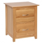 New Oak filing cabinet