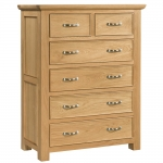Siena 2 over 4 Chest of Drawers