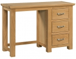 Siena Oak Dressing Table