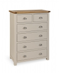 Northport Stone 2 over 4 Chest of Drawers
