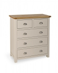Northport Stone 2 over 3 Chest of Drawers