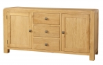 Avon Oak Large Sideboard