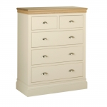 Lundy 2 over 3 Chest of Drawers
