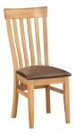 Dorset Oak Toulouse Slatted Chair