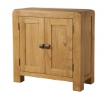 Avon Oak Small Cupboard