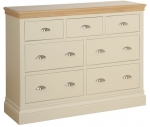 Lundy 3 over 4 Chest with Jumper Drawers