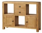 Avon Oak Low Display Unit