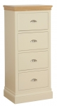 Lundy 4 Drawer Jumper Wellington Chest