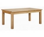 Milano Oak 1.8m Large Extending table