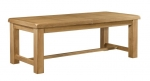 The Clovelly Oak Extra Large Dining Table